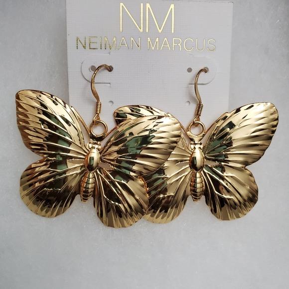 Kenneth J Lane Butterfly Earring